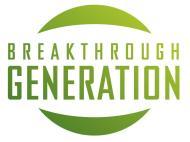 Breakthrough Generation Fellowship Program 2018
